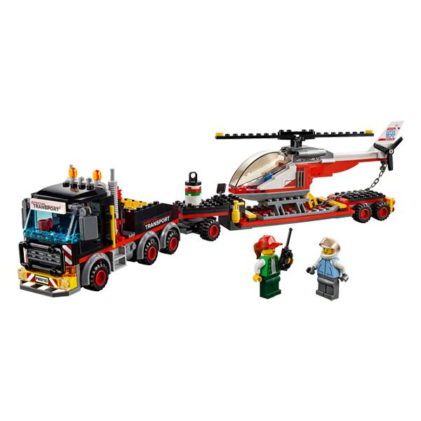 60183 - LEGO® CITY - Le transporteur d