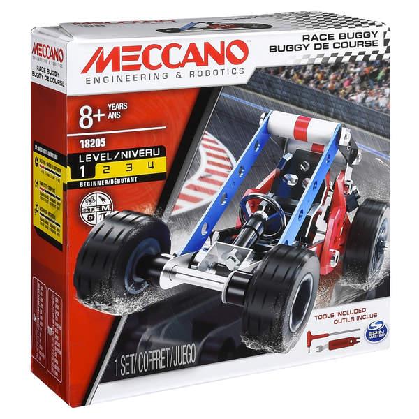 Buggy de course Meccano