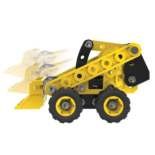 Bulldozer - Theme Chantier Meccano
