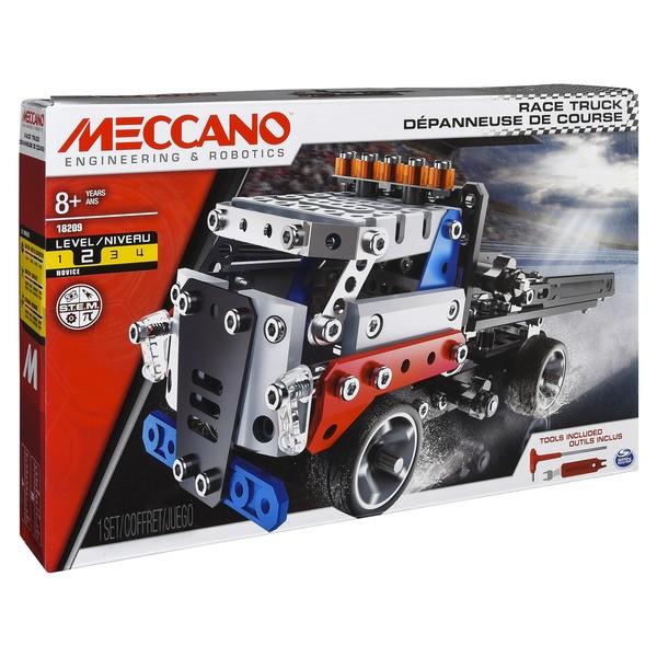 Depanneuse - Theme Course Meccano