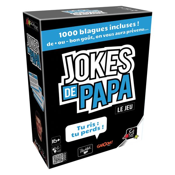 Jeu Jokes de Papa