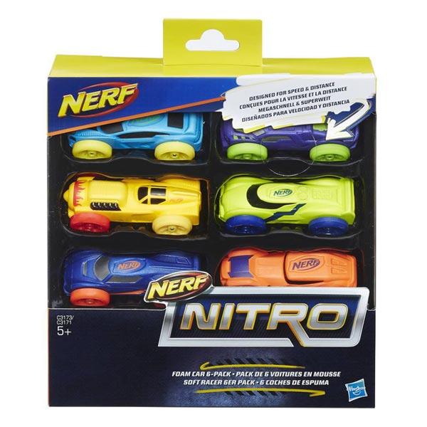 6 De Nerf Recharge Voitures Nitro 9YD2bWeHEI