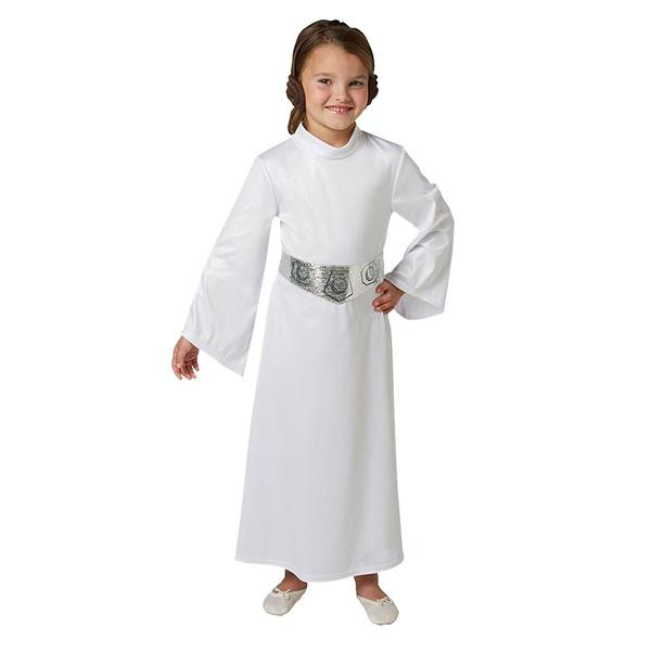 Déguisement Star Wars Princesse Leïa 7/8 ans