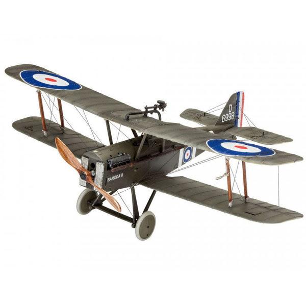 Maquette avion British S.E.5a 100 ans