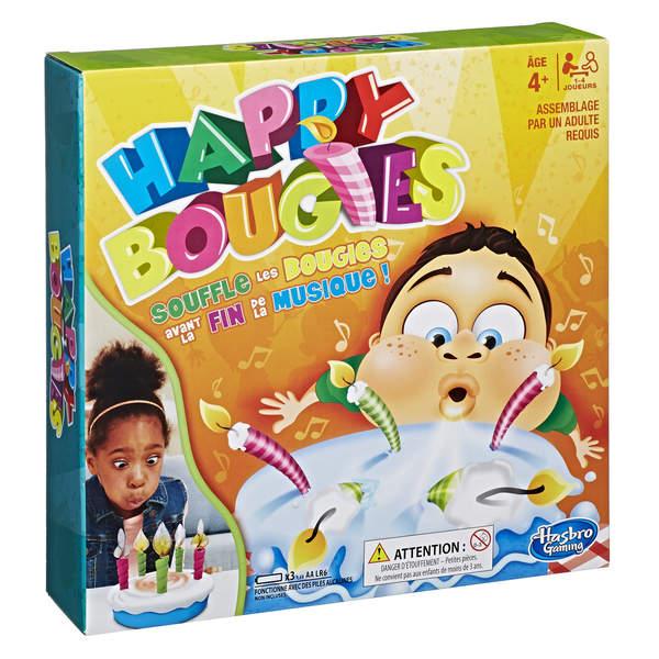 Happy Bougies
