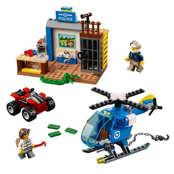 À La Course Jouet LegoKing 10751 Lego® Montagne Poursuite b7Y6ygf