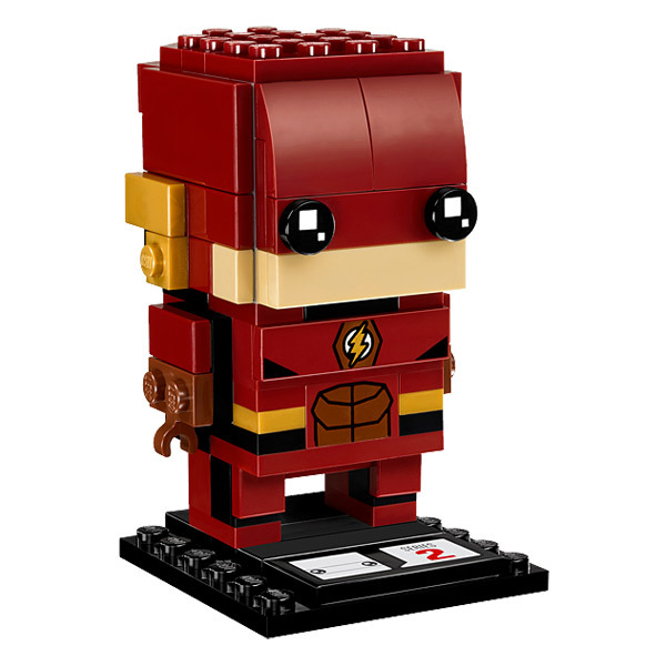 41598-Figurine BrickHeadz Flash