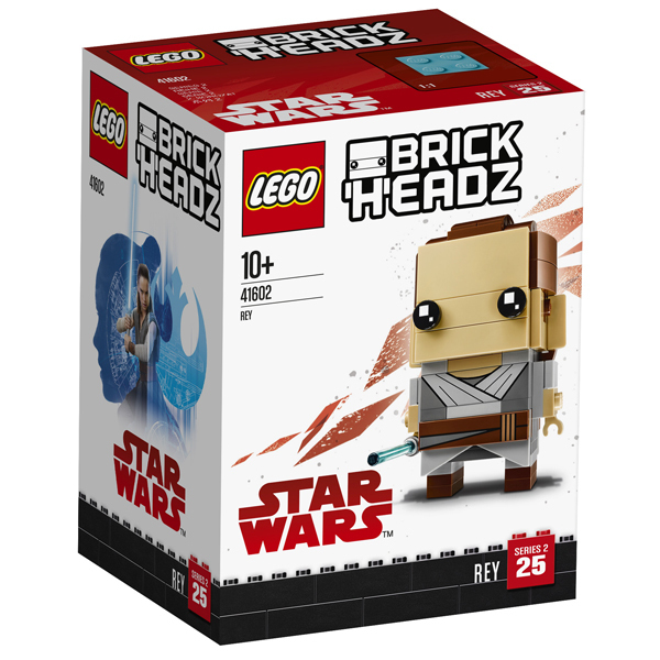 41602-LEGO® BrickHeadz Star Wars Rey