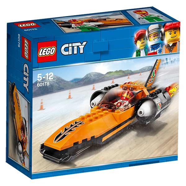 60178-LEGO® La voiture de compétition