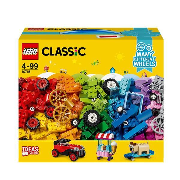 10715-LEGO®  La boîte de briques et de roues