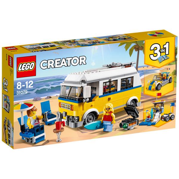 31079 - LEGO® CREATOR - Le van des surfeurs