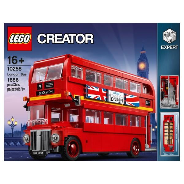10258 - LEGO® CREATOR EXPERT - Le bus londonien