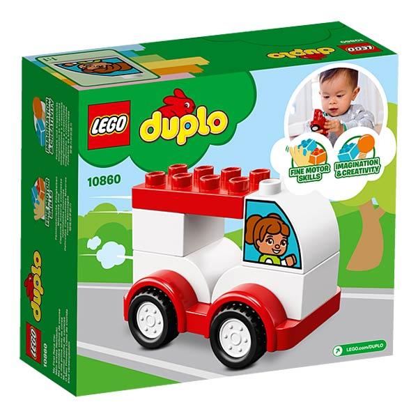 10860 lego ma premi re voiture de course lego king jouet lego planchettes autres lego. Black Bedroom Furniture Sets. Home Design Ideas