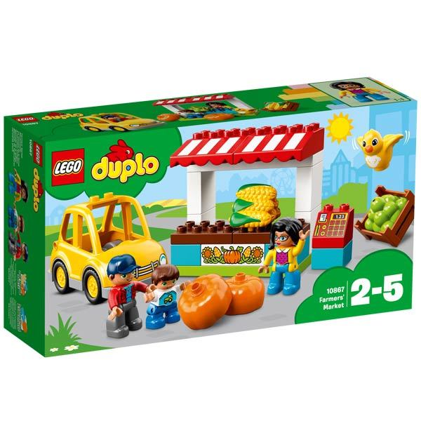 10867 - LEGO® DUPLO Le marché de la ferme