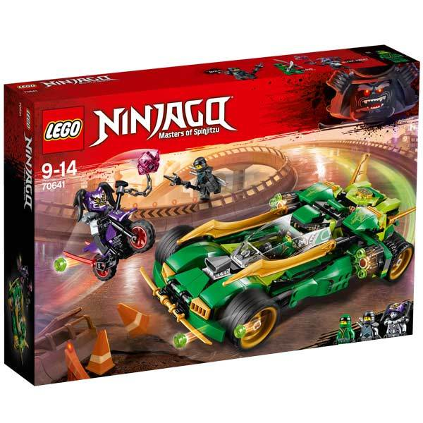 70641 lego ninjago le bolide de lloyd lego king - Ninjago nouvelle saison ...