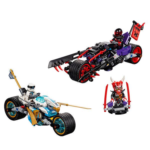 De Lego® Course Jouet En Rues 70639 La Motos Ninjago LegoKing 8wPn0OkXZN