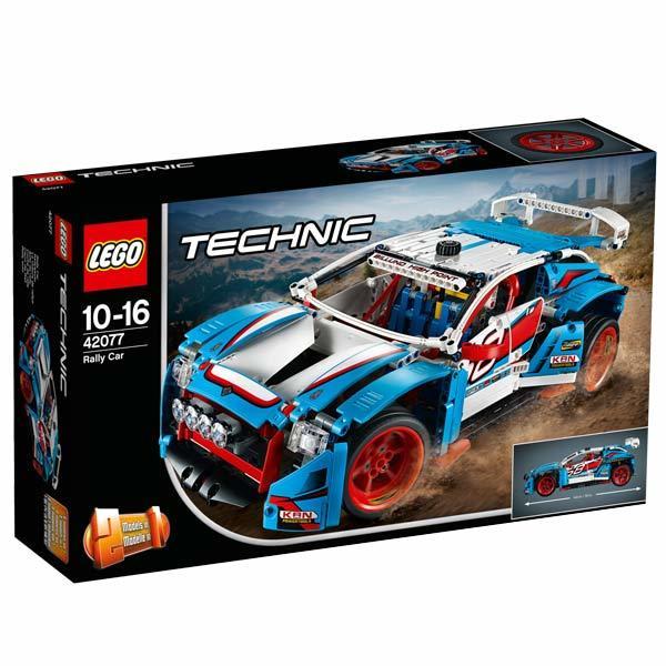 42077 - LEGO® TECHNIC - La voiture de rallye