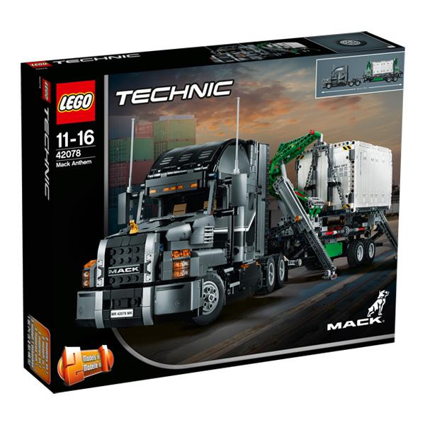 lego technic 42078 king jouet