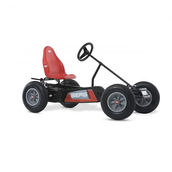 Kart à pédales basic BFR rouge