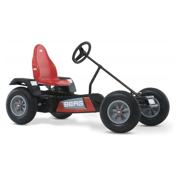 Kart à pédales Extra Sport BFR rouge