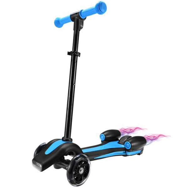 Trottinette Turbo bleue