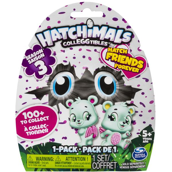 Hatchimals saison 3-Pack de 1 figurine