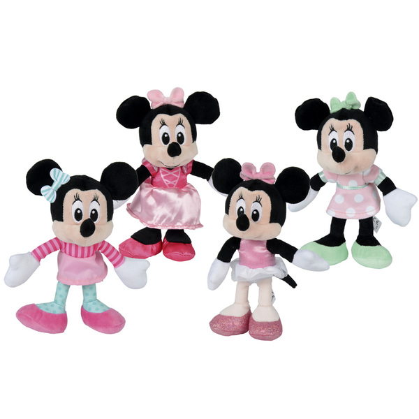 Peluche Minnie More Fashion 17 cm