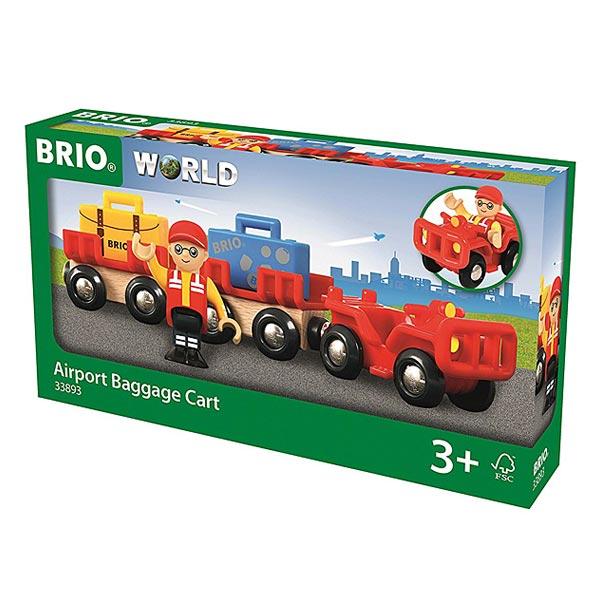 Brio World 33893-Véhicule à bagages