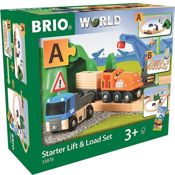 Brio 33878-Circuit de démarrage fret