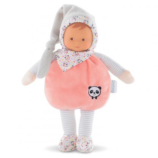 Doudou Lutin Happy Panda