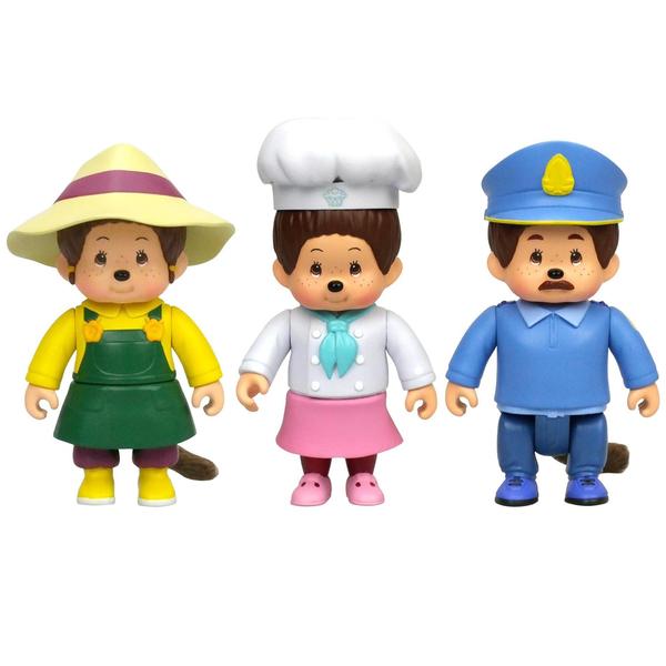 Monchhichi-Pack une figurine