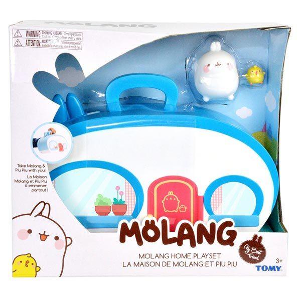 La maison de Molang