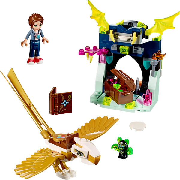 41190 - LEGO® ELVES - Emily Jones et la fuite de l