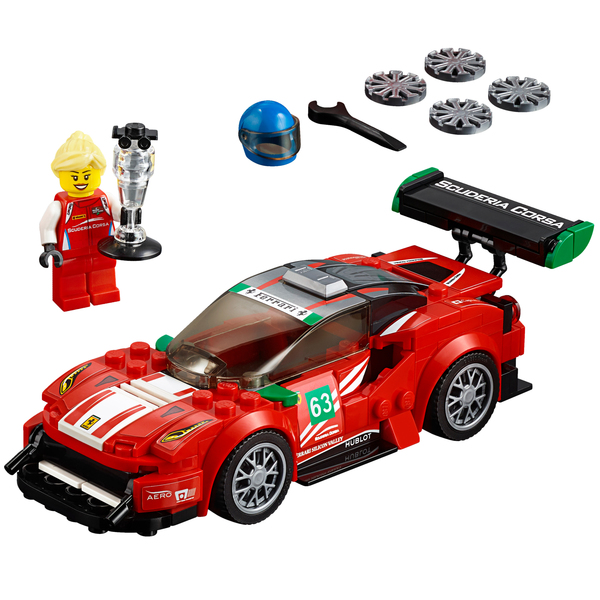 75886-LEGO® Scuderia Corsa Ferrari 488 GT3