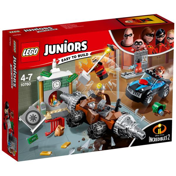 10760-LEGO® Braquage d