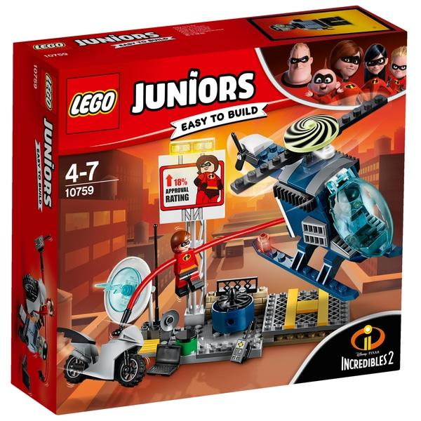 10759-LEGO® La poursuite sur les toits d