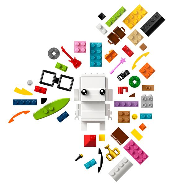 41597-LEGO® La Fabrick à Selfie