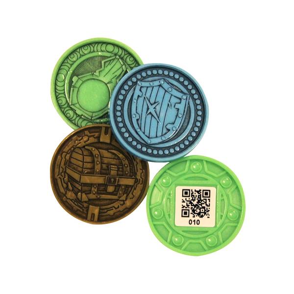 Zak Storm-Trésor à collectionner
