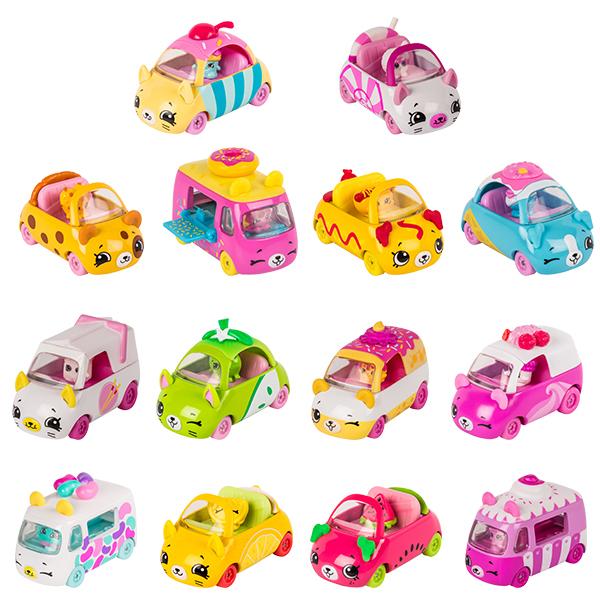 Coffret 1 Cutie Cars