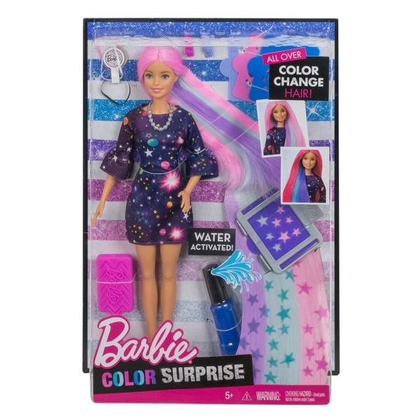 Barbie couleurs surprise