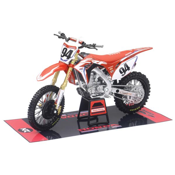 Moto Honda Factory Racing Team K.Roczen 1/12 ème