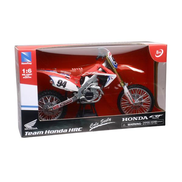 Moto Honda Factory Racing Team K.Roczen 1/6 ème
