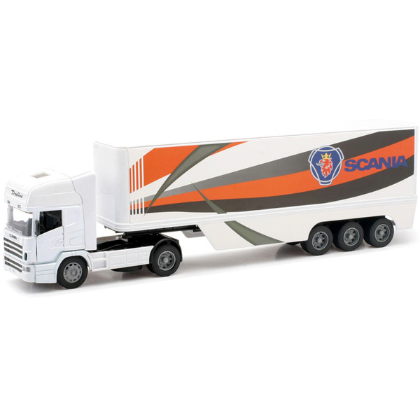 Camion de transport Scania R 124/400
