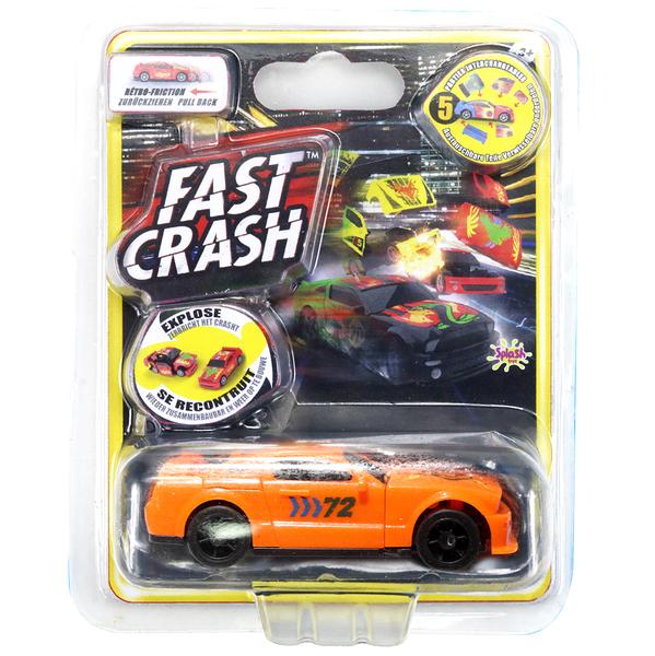 Voiture Fast Crash