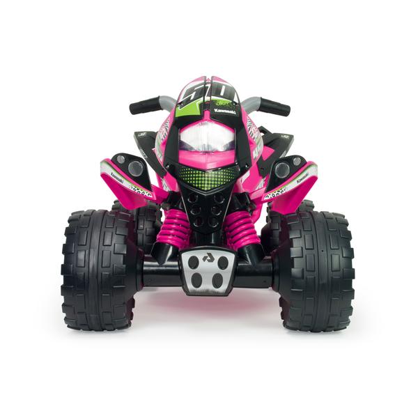 Quad The Beast 12V Kawasaki rose