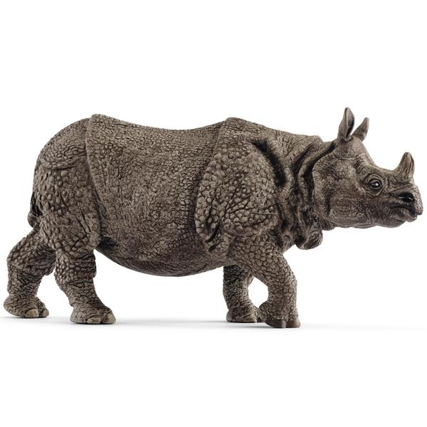 Figurine Rhinocéros indien