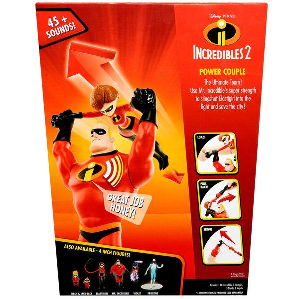 31c24db82d3b28 Indestructibles 2-Figurines sonores Power couple Jakks Pacific   King Jouet,  Figurines Jakks Pacific - Jeux d imitation   Mondes imaginaires