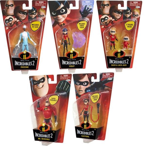 4685ede2172a75 Indestructibles 2-Figurine 10 cm avec accessoires Jakks Pacific ...