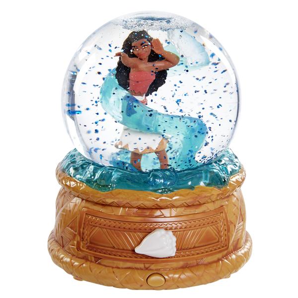Boîte à Bijoux Musicale Vaiana - Disney Princesses