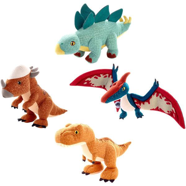 Jurassic World-Peluche dinosaure 20 cm